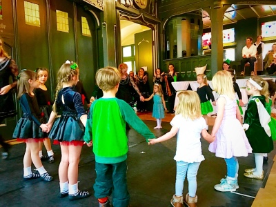 Irish Dance in Switzerland